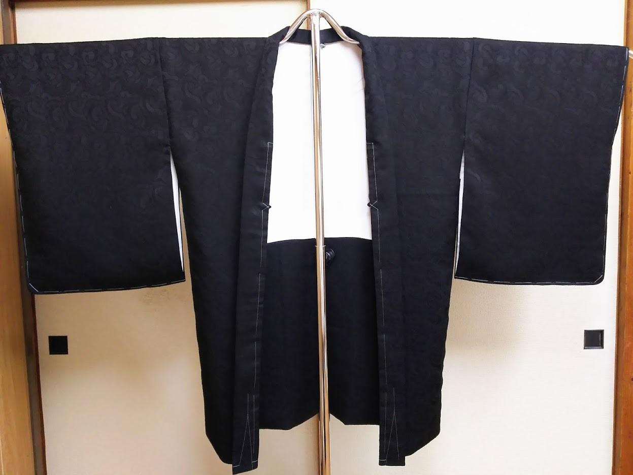 大阪府八尾市 A.H様 コートから羽織へ/仕立て替え