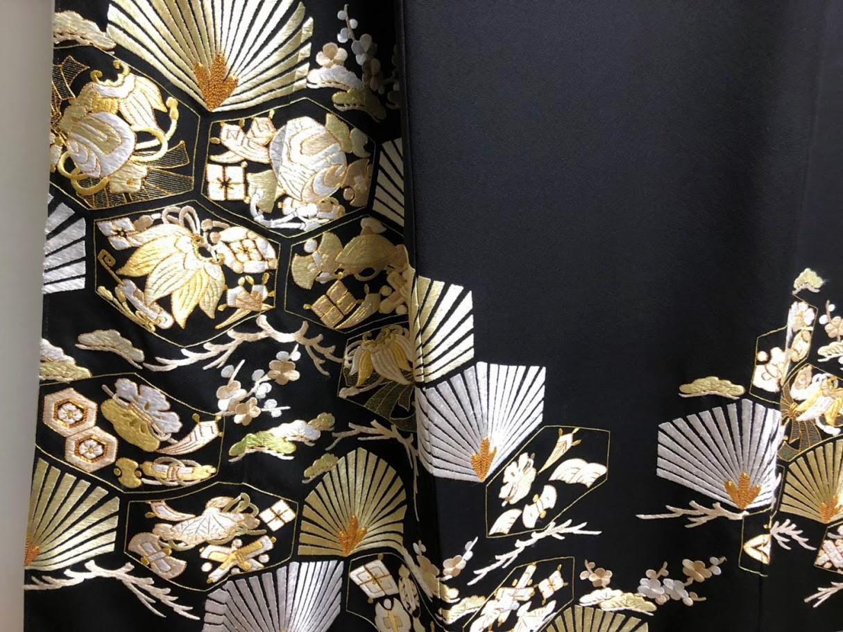東京都大田区 O.N 様 黒留袖/お仕立て