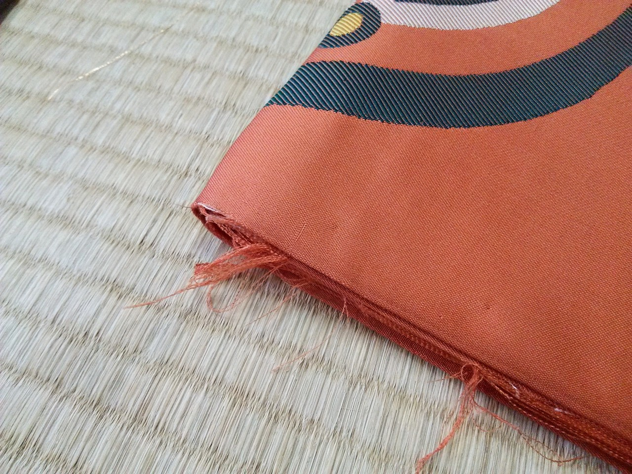 袋帯の修理加工/仕立て替え